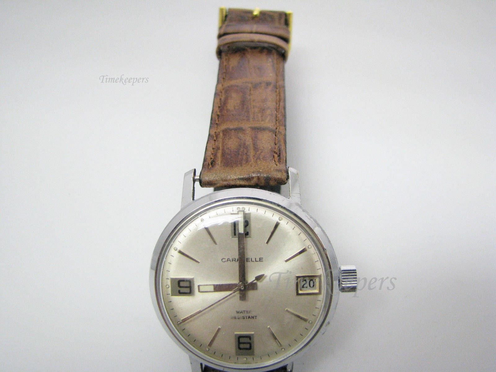 a042 vintage 1930s men 39 s gruen precision curvex wristwatch timekeepers olive. Black Bedroom Furniture Sets. Home Design Ideas