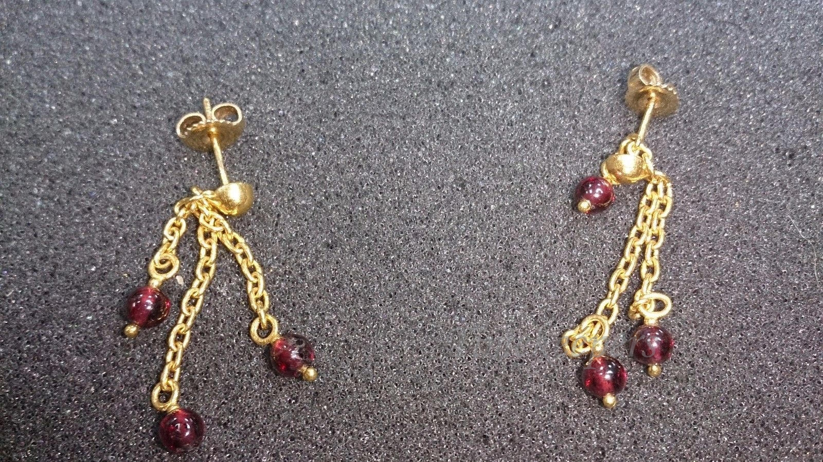 il vintage women fullxfull with s gold home jewelry stone garnet p olive product timekeepers earrings